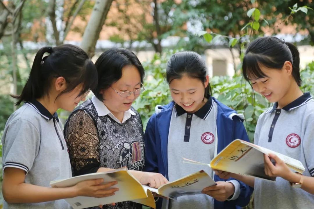 【卓越广中精彩故事】张引弦:教育是共同成长遇见更好的彼此